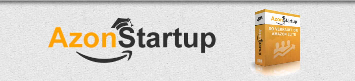 Banner Azon Startup Kurs