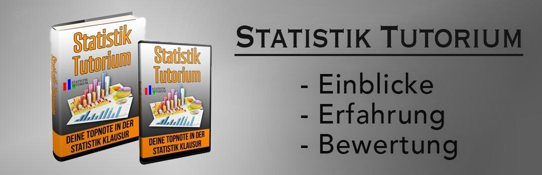 Test und Bewertung des Statistik Tutorium