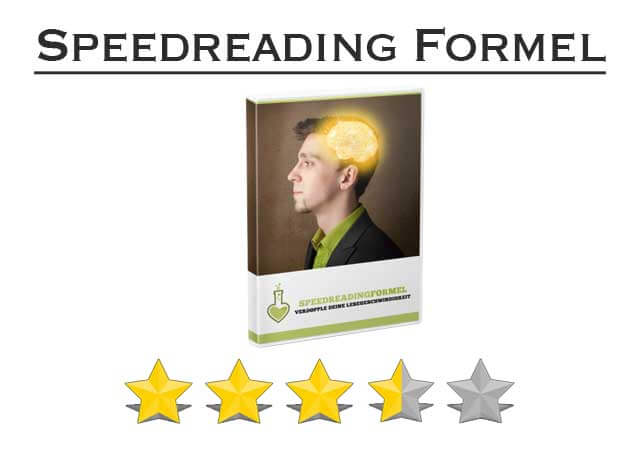 Speedreading Formel