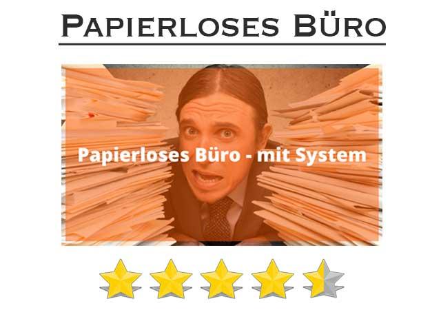 Papierloses Büro mit System by Paperless Coach André Nünninghoff
