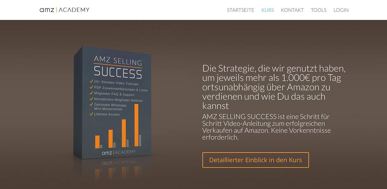 AMZ-Selling-Success-Login