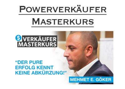 Der powerverkaeufer-masterkurs von Mehmet E. Göker und Dirk Kreuter