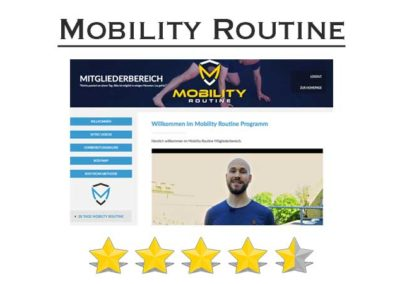 Mobility Routine von Tamay Jentjens