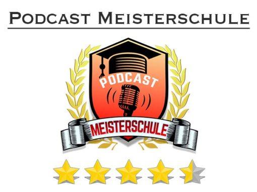 Podcast Meisterschule von Tom Kaules
