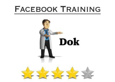 Facebook Training von Marc Roth