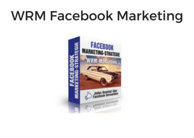 WRM Facebook Marketing von Oliver Pracht