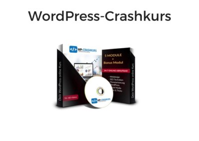 WP Crashkurs von It