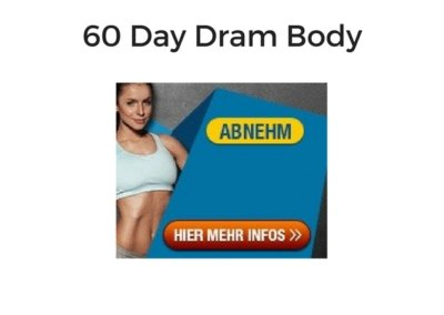 60 Day Dream Body von Ronald Relssek