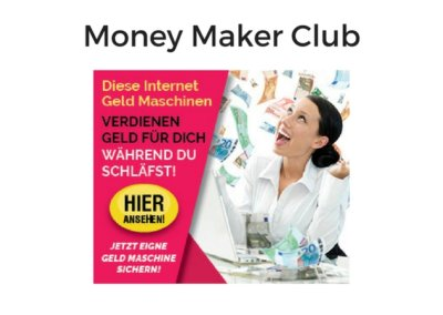 Digital Moneymaker Club von Gunnar Kessler