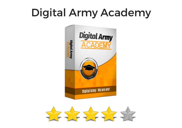 Cover Digital Army Academy
