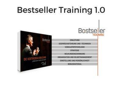Bestseller Training 1.0 von Dirk Kreuter