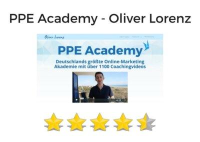 Weiterleitung PPE Academy