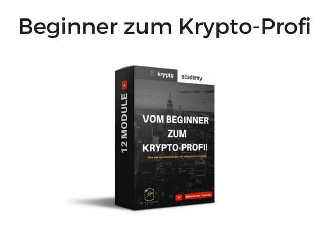 Vom Beginner zum Krypto-Prüfung Kurs Erfahrungen