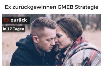 Ex zurückgewinnen  GMEB Strategie von Nico Lampe