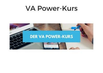 VA Power-Kurs von Marleen Gendler