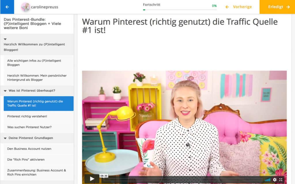 Erfahrungen-Review-Test-zu-Pintelligent-Bloggen-von-Caroline-Preuss