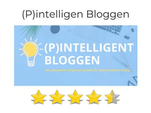Pintelligent Bloggen von Caroline Preuss