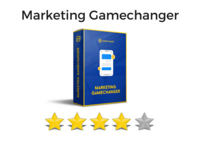 Messenger Marketing Gamechanger