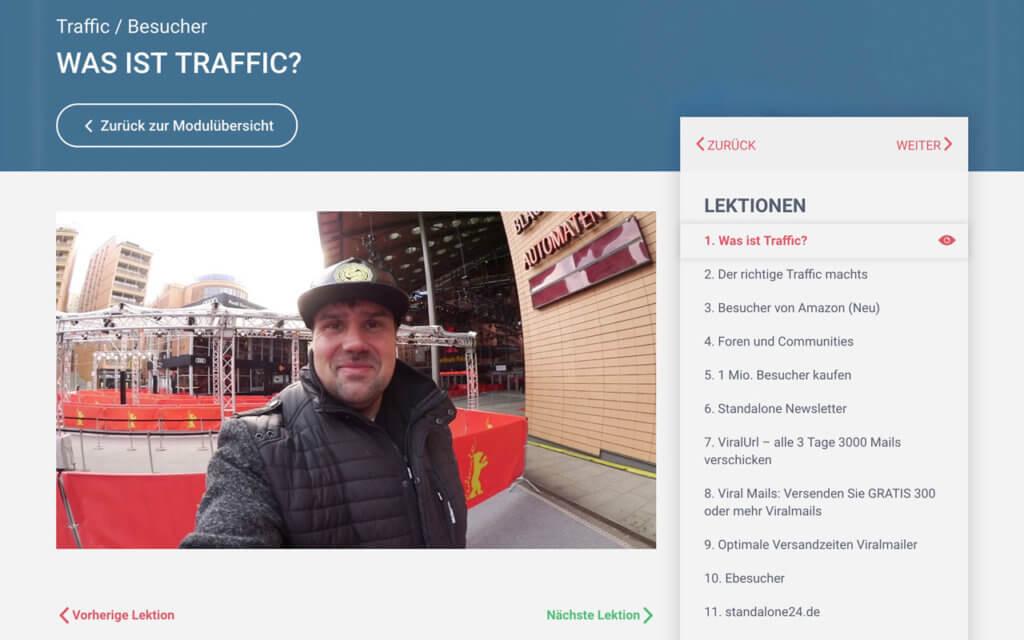 Erfahrungen und Review, Testbericht zu Jetset Affiliate System von Michael Kotzur